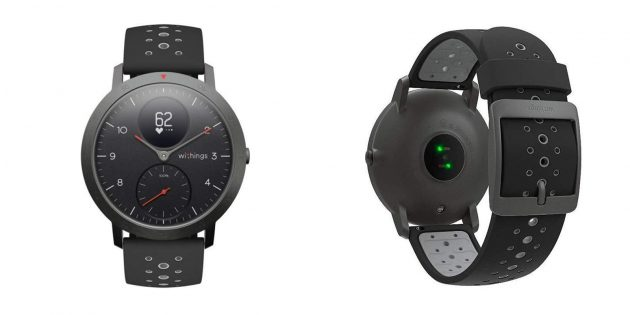 Withings Nokia Steel HR Sport Black