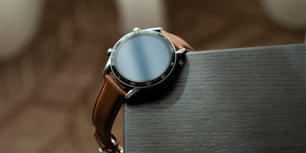 Huawei Watch GT 2 с выключенным экраном