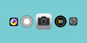 5 iOS-приложений для создания фото в ручном режиме