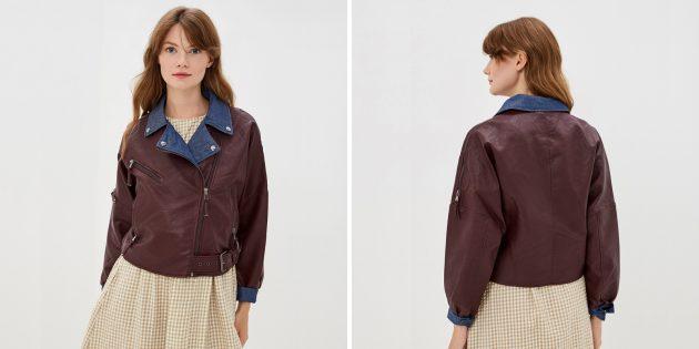 Куртка от Moki
