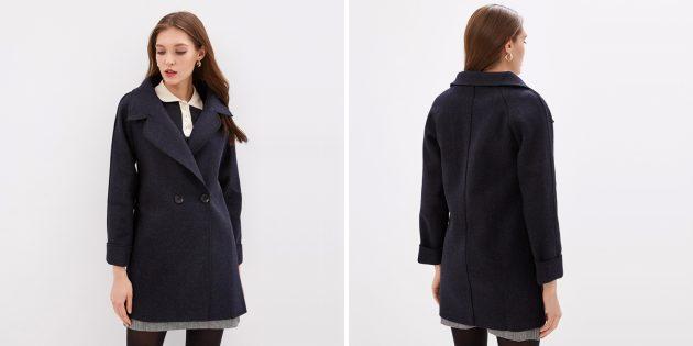 Пальто от Goldrai