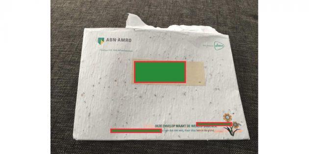 биоразлагаемые конверты