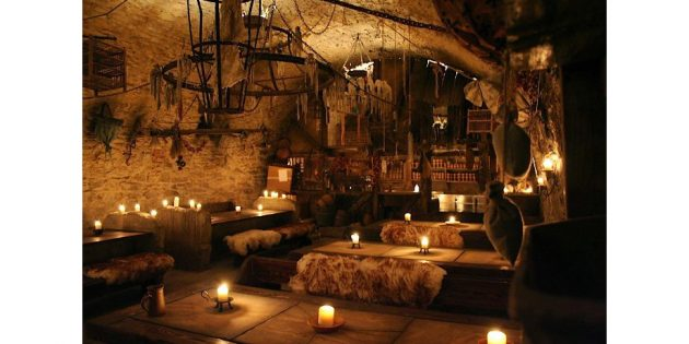 бар с тематикой средневековья