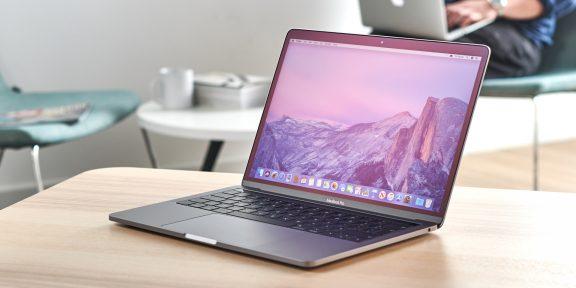 """Цена дня: Apple MacBook Pro 13"""" за 72 030 рублей на Tmall"""