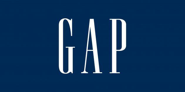 логотип Gap