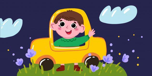 Загадки про транспорт для детей 6–7 лет