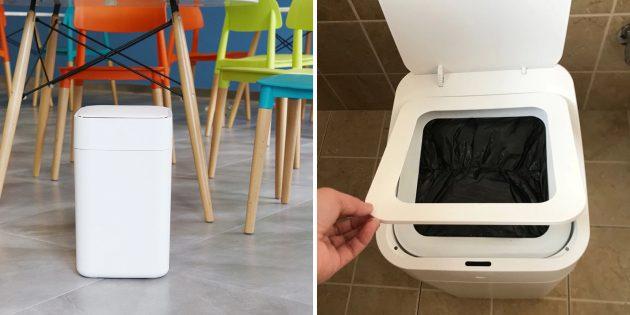 Умная корзина для мусора Xiaomi townew T1
