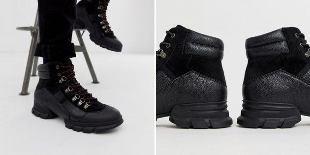 Ботинки от Asos Design