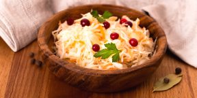10 рецептов хрустящей маринованной капусты, в том числе на зиму