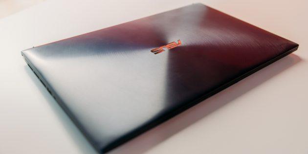 ZenBook 15UX533прошёл девять испытаний и продолжал работать несмотря ни на что