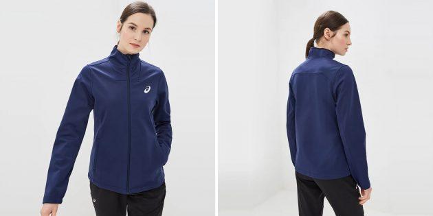 Спортивная куртка от Asics