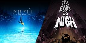 Epic Games раздаёт платформер The End is Nigh и подводное приключение ABZÛ