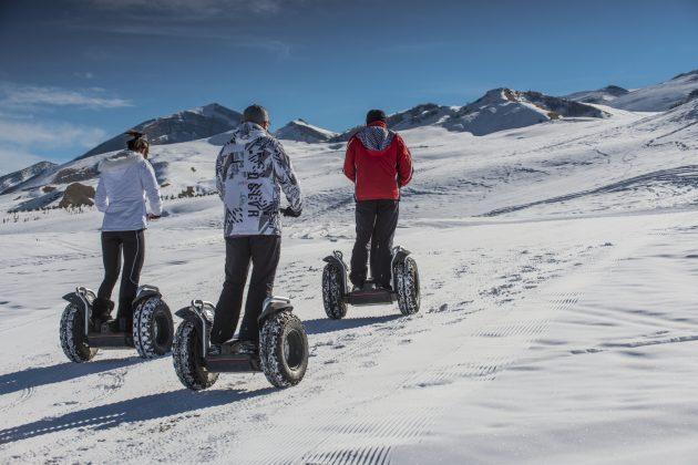 Горнолыжный курорт — это не только лыжи