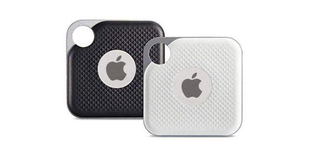 брелок-метка Apple