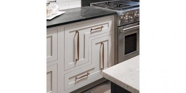 дизайн шкафов кухни