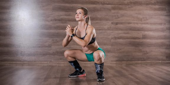 5 кругов ада: интенсивная тренировка для серьёзной прокачки плеч и ног