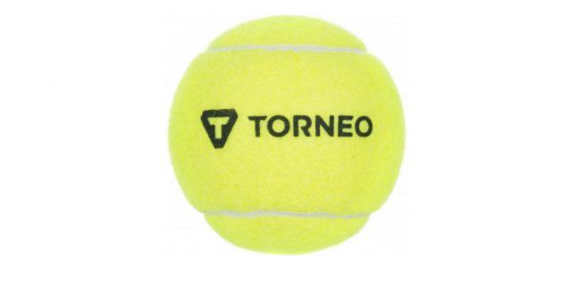 Что взять с собой в поездку: теннисный мячик