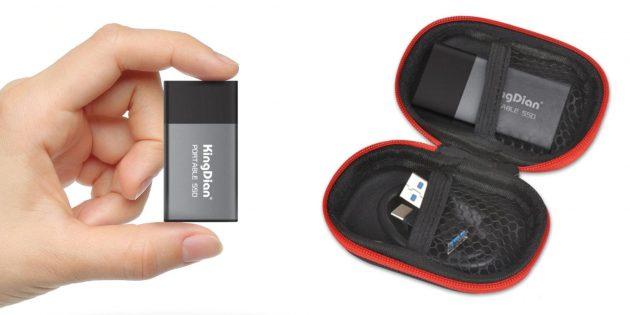 SSD KingDian