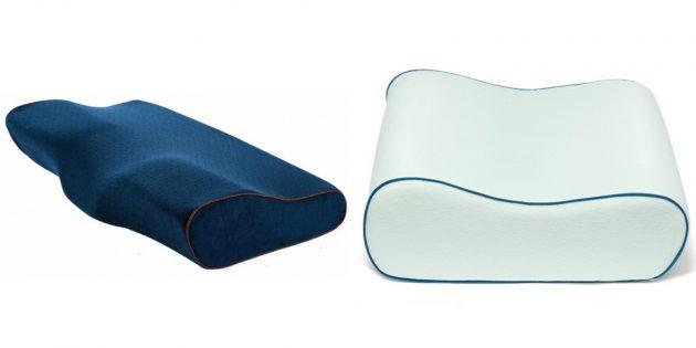 Что подарить папе на день рождения: ортопедическая подушка с функцией памяти