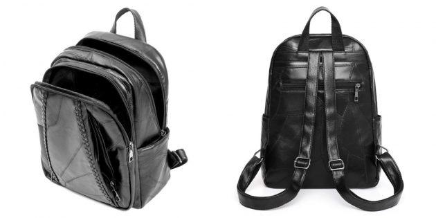 Кожаный рюкзак Witfox