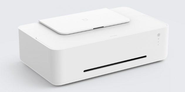 Xiaomi выпустила экономичный принтер Mijia Inkjet