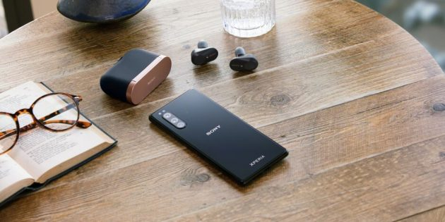 новости технологий: анонс Sony Xperia 5