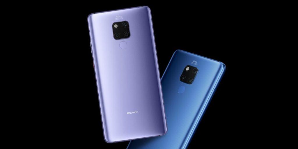 Huawei объявила дату презентации новых флагманов Mate 30