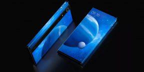 Xiaomi выпустила революционный смартфон Mi MIX Alpha, обёрнутый дисплеем