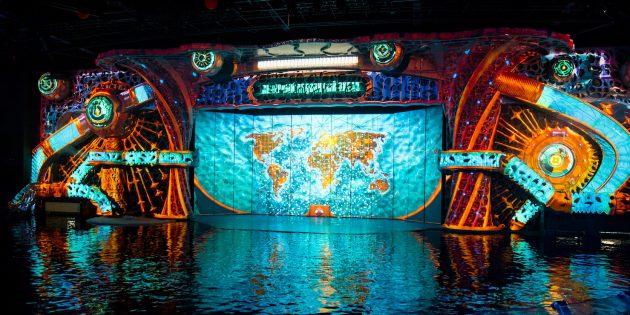 Как развлечь детей: шоу в «Москвариуме»