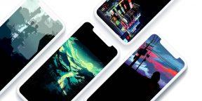 10 крутых обоев для смартфонов с OLED-дисплеями