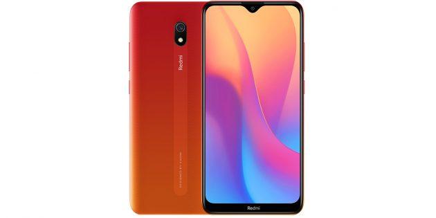 Xiaomi представила Redmi 8A с батарейкой 5 000 мА·ч