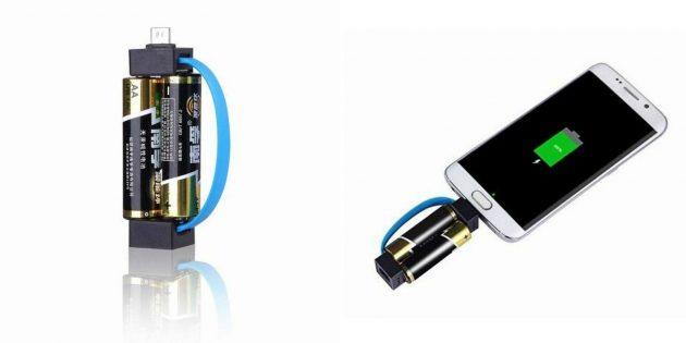 Полезные вещи с Алиэкспресс: портативное зарядное устройство