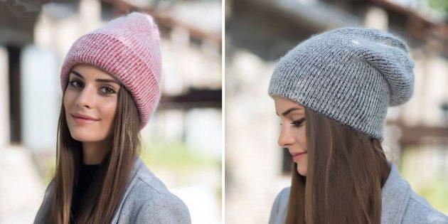 Полезные вещи с Алиэкспресс: шапка-бини