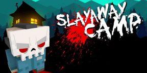 На Android раздают Slayaway Camp: все ужастики 80-х в одной игре