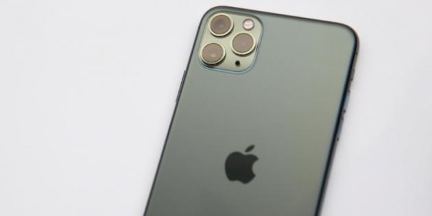 основная камера iPhone 11 Pro