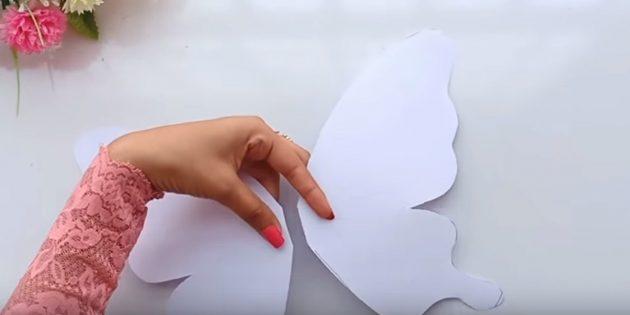 Открытка на день рождения своими руками: вырежьте фигуру
