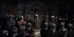 Вышел полноценный трейлер сериала «Хранители» от HBO