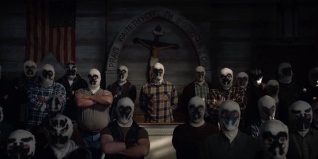 """новый трейлер """"Хранителей"""" от HBO"""