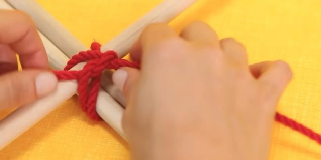 Домик для кошки своими руками: завяжите верёвку узлом