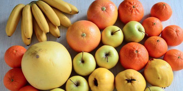 Букет из фруктов своими руками: выберите фрукты