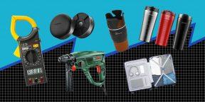 Всё для мужика: чемодан Xiaomi, лазерный уровень и токоизмерительные клещи