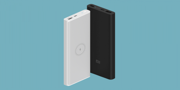 пауэрбанк Xiaomi Wireless Power Bank Youth Edition
