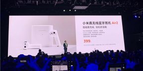 Xiaomi выпустила новые наушники Air 2, которые стали ещё больше похожи на AirPods