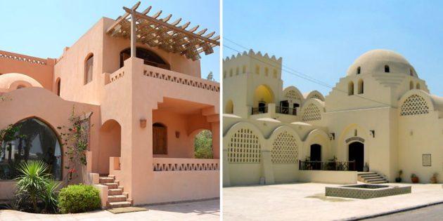 архитектура Африки