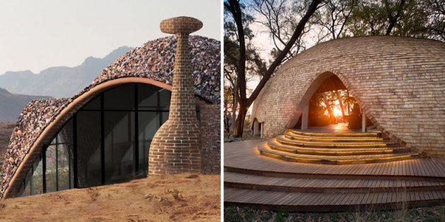 современная архитектура Африки