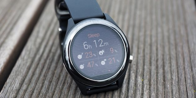 экран Asus VivoWatch SP