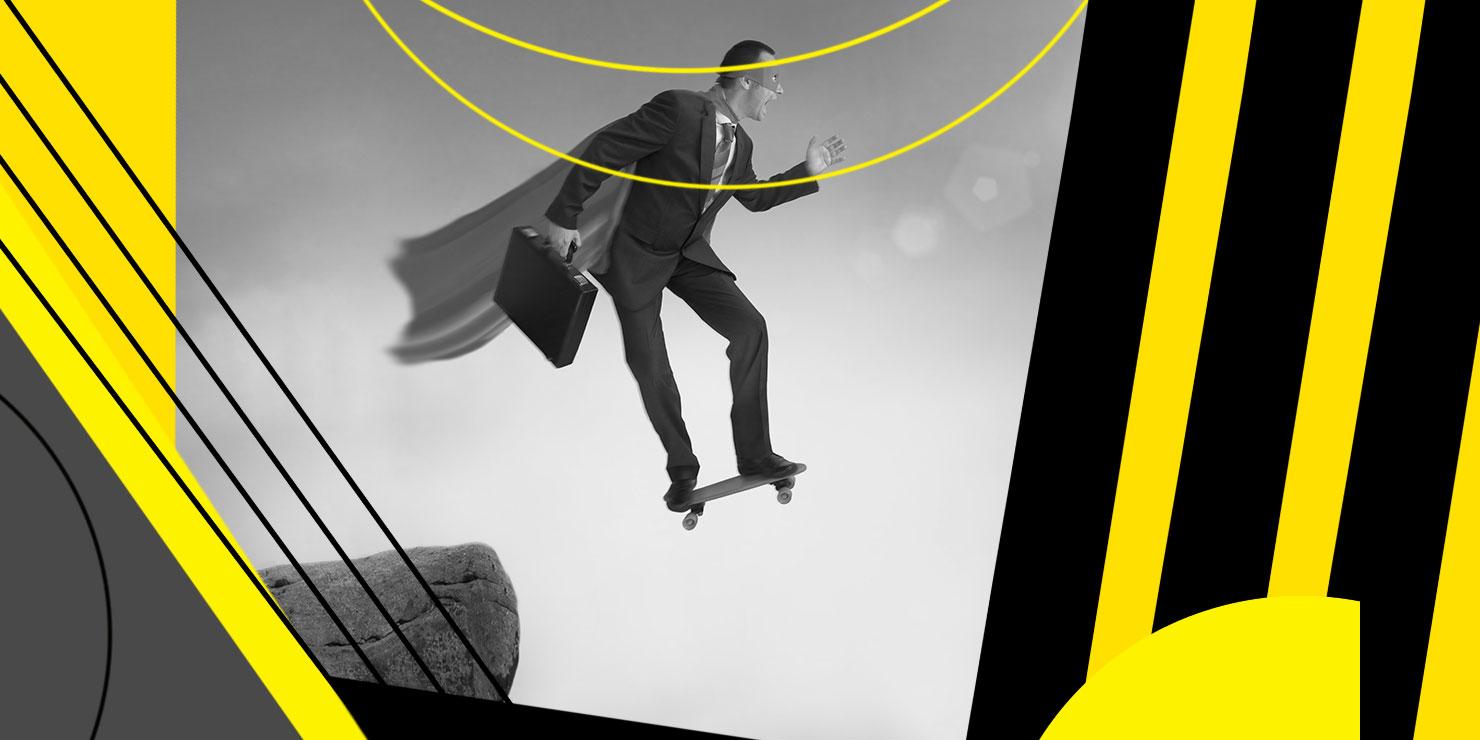 Ошибки бизнеса: во всём полагаться на чужой опыт