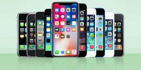 Названы самые популярные модели iPhone в России и мире