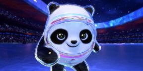 В Китае показали талисман пекинской Олимпиады-2022. Им стала милейшая панда