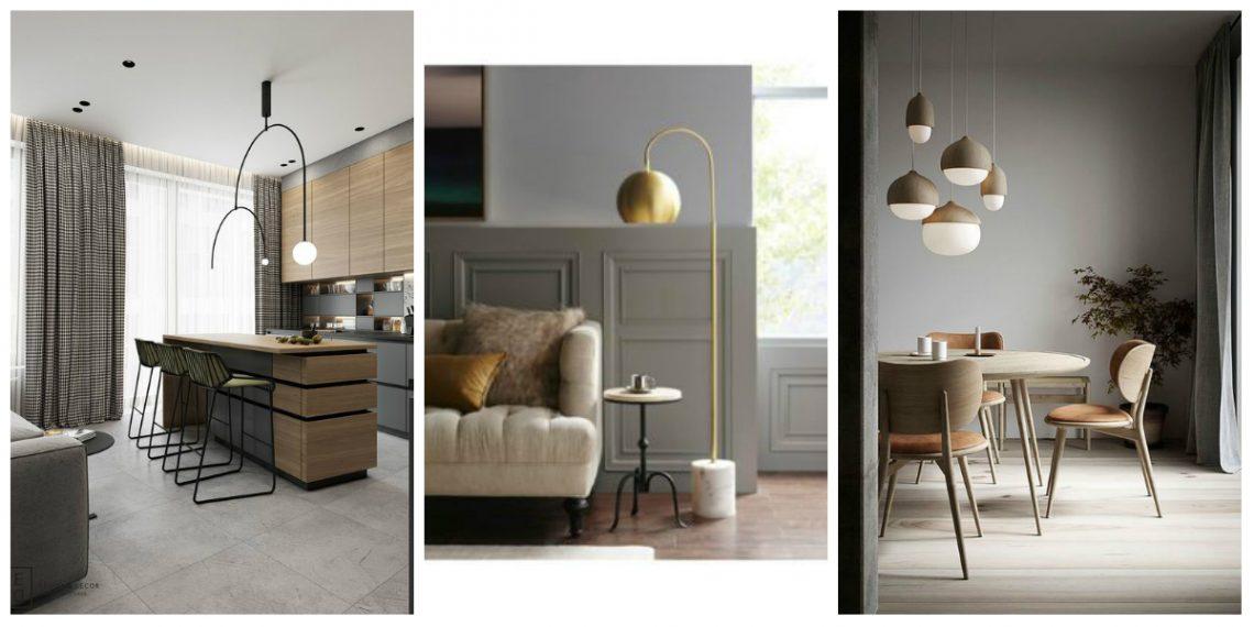 Дизайн квартиры: продумайте освещение